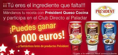 Nuevo Club en Directo al Paladar con Président