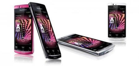 Xperia Arc S, Sony Ericsson actualiza su obra más bella