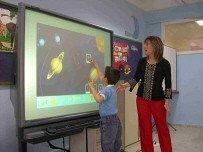 Pizarra digital para los colegios extremeños