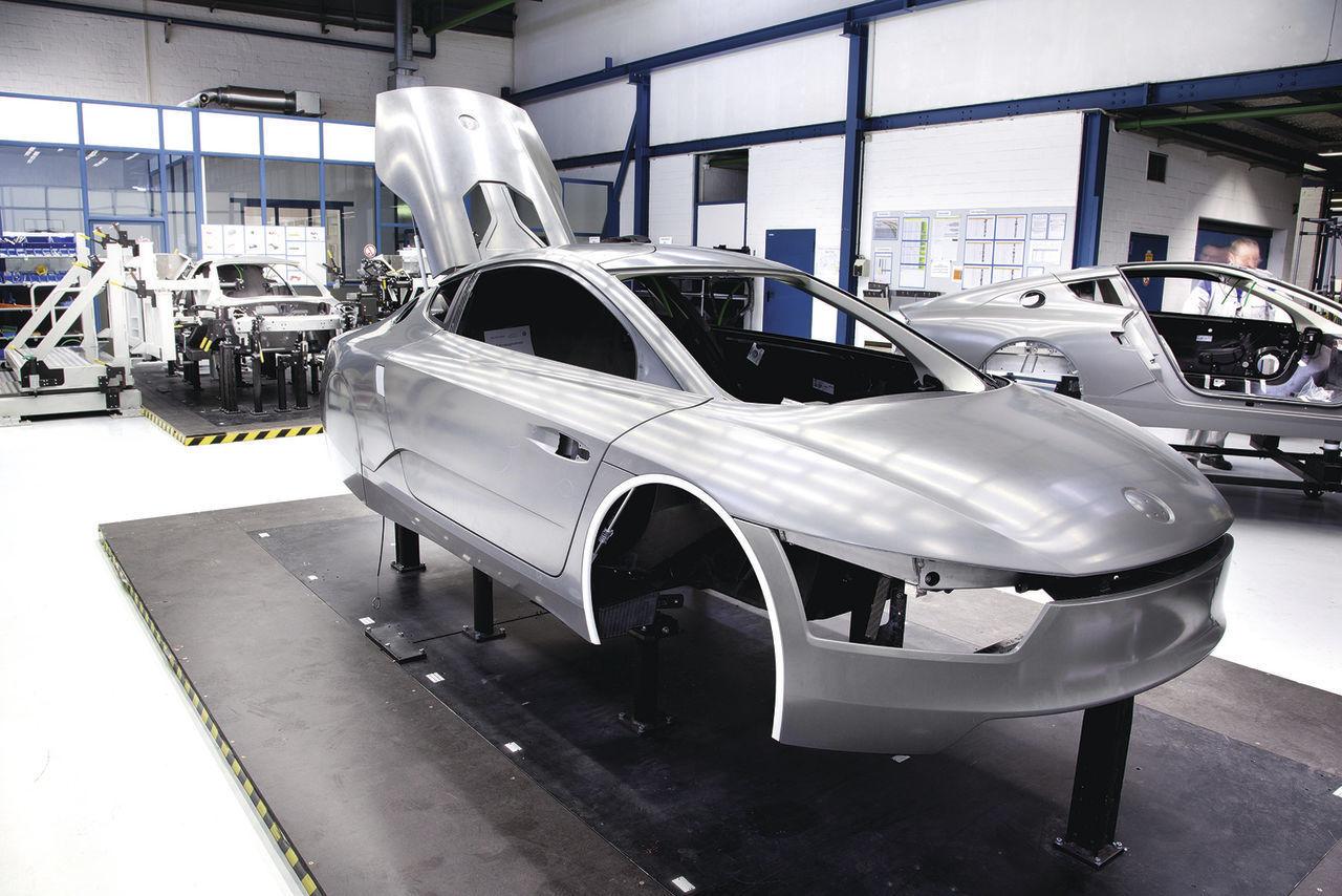 Foto de Volkswagen XL1 2013 (33/49)
