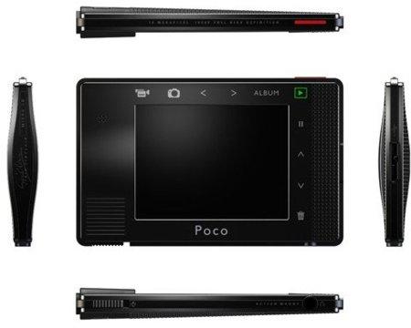 Poco Pro, algo más grande que una tarjeta de crédito y graba vídeo 1080p