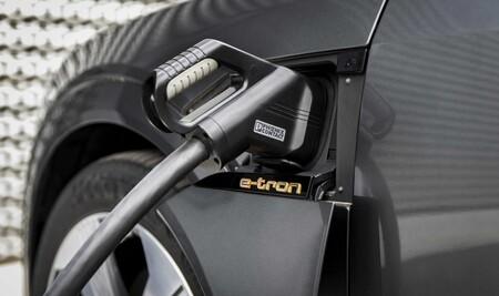 Audi E Tron Carga