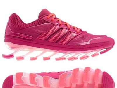 Adidas Springblades: muelles en tus pies