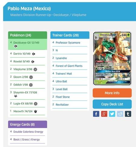 Pablo Meza Deck