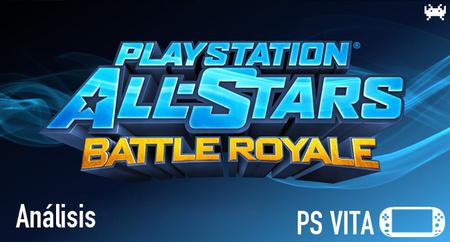 'PlayStation All-Stars Battle Royale' para PS Vita: análisis