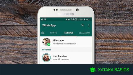 Cómo ver los estados de WhatsApp de alguien sin que se entere