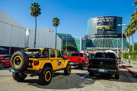 autoshow Los Ángeles