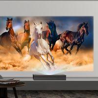 LG presenta en Europa sus nuevos proyectores CineBeam 4K HDR, uno DLP-láser de tiro corto y otro DLP-LED tradicional