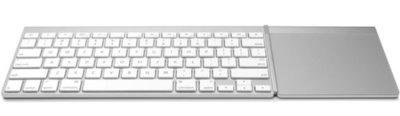 MagicWand, junta tu teclado y Magic Trackpad