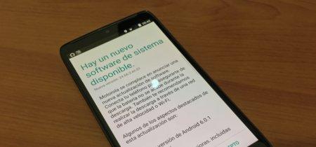 ¡Por fin! El Moto Maxx recibe la actualización a Android 6.0.1 Marshmallow en México