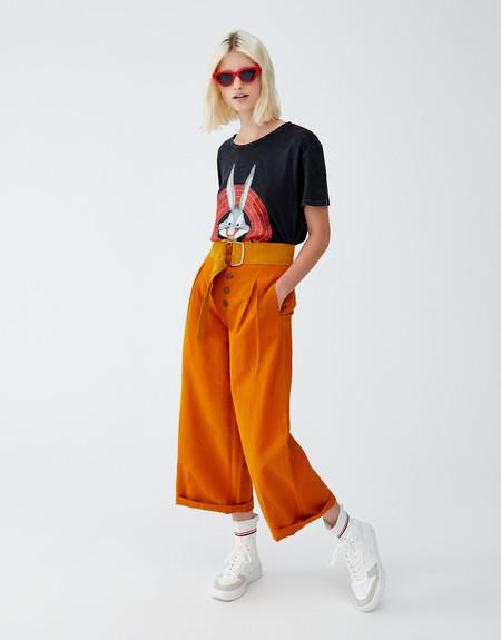 Pantalones Ocre