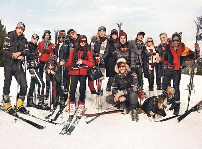 tommy hilfiger apres ski