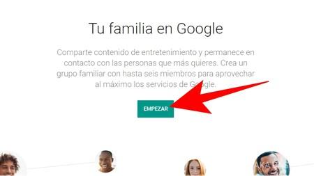 Familia Google