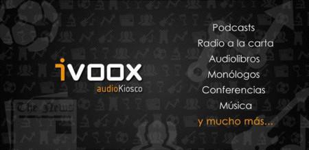 iVoox, miles de horas de entretenimiento en tu móvil