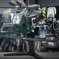 ASUS anuncia el VG30VQL1A, un monitor gaming curvo de 30 pulgadas con HDR10 y panel de 200 Hz