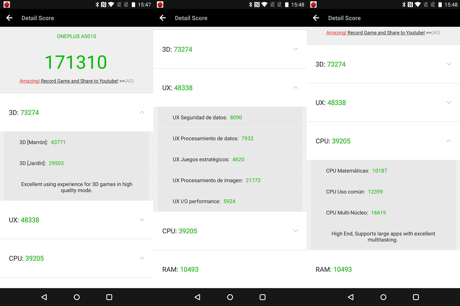 Foto de OnePlus 5T, benchmarks (1/8)