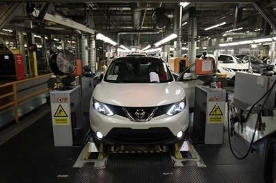 Arranca la producción del Nissan Qashqai 2014