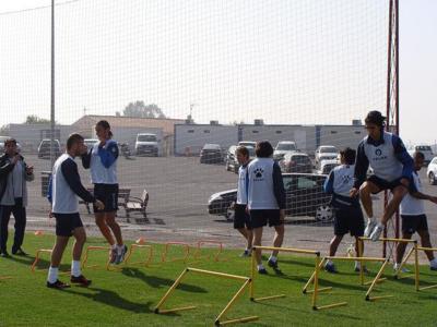 Diferentes formas de trabajar la fuerza en el fútbol