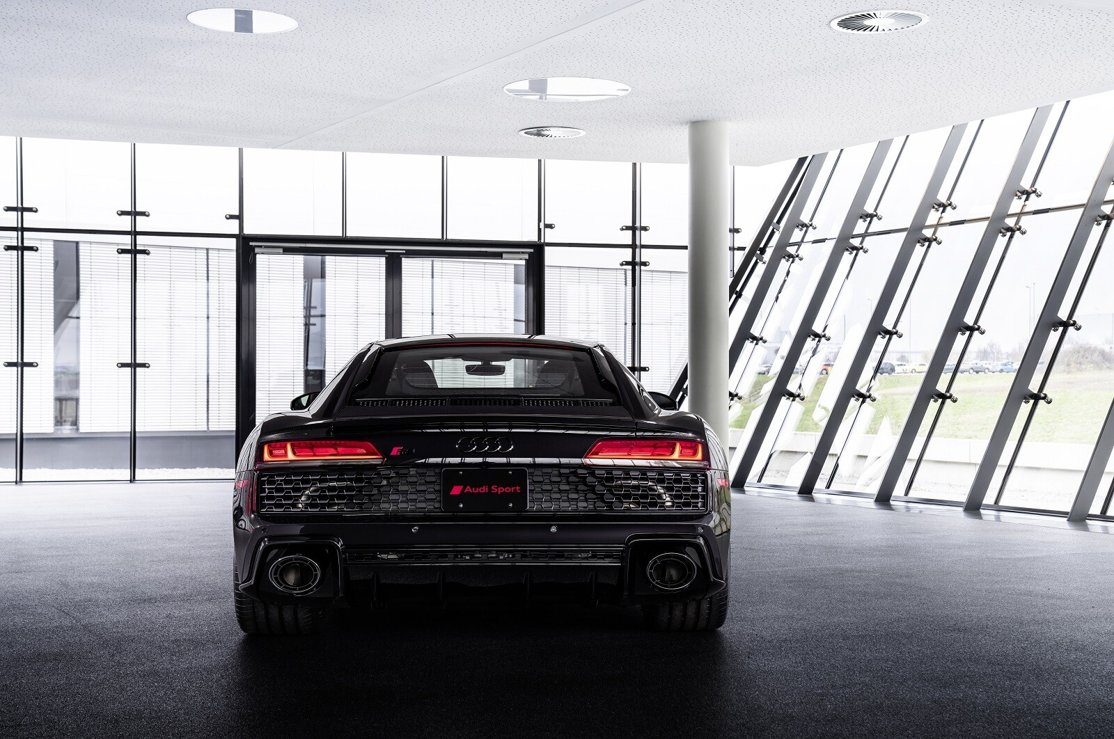 Foto de Audi R8 RWD Panther Edition (10/30)