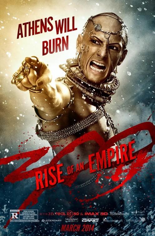Foto de '300: El origen de un imperio', todos sus carteles (13/21)