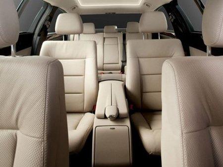 Mercedes Clase E limusina por Binz