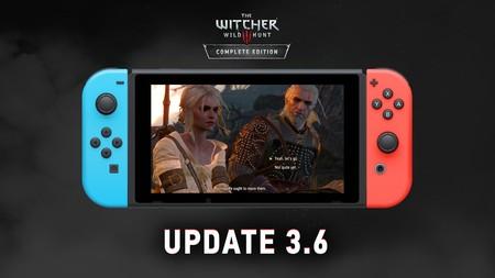 """'The Witcher 3' quiere hacer """"parecer"""" a tu Nintendo Switch como un PC con 10 opciones gráficas para mejorar calidad o rendimiento"""
