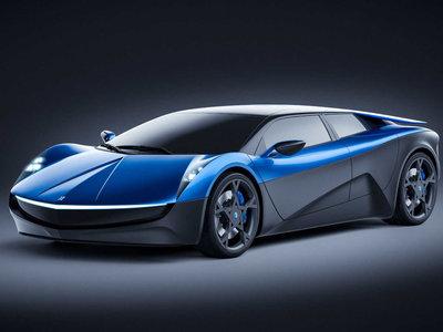 Este deportivo eléctrico se llama Elextra y promete 600 km de autonomía y un 0-100 km/h en 2,3 segundos