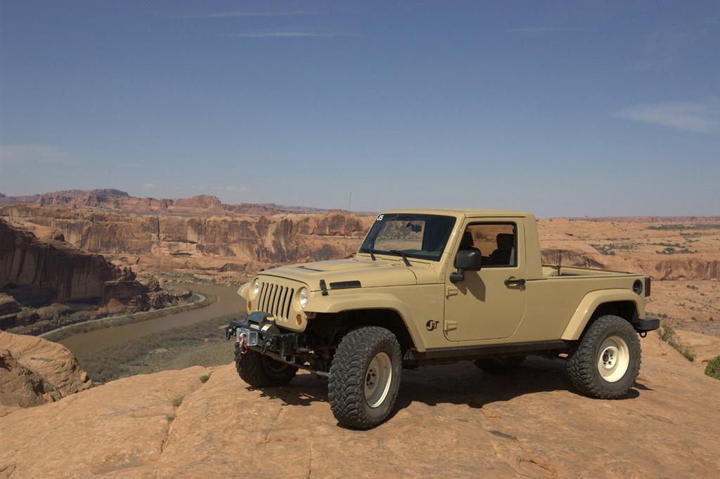 Foto de Jeep Wrangler JT Concept (1/33)