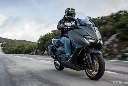 Yamaha Tmax Edicion Especial 20 Aniversario 2021 2