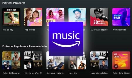 Escucha gratis la música de Amazon Music España: a lo Spotify y con anuncios