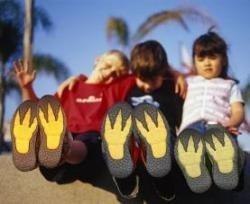 Calzado infantil adecuado, preserva la salud de tus hijos