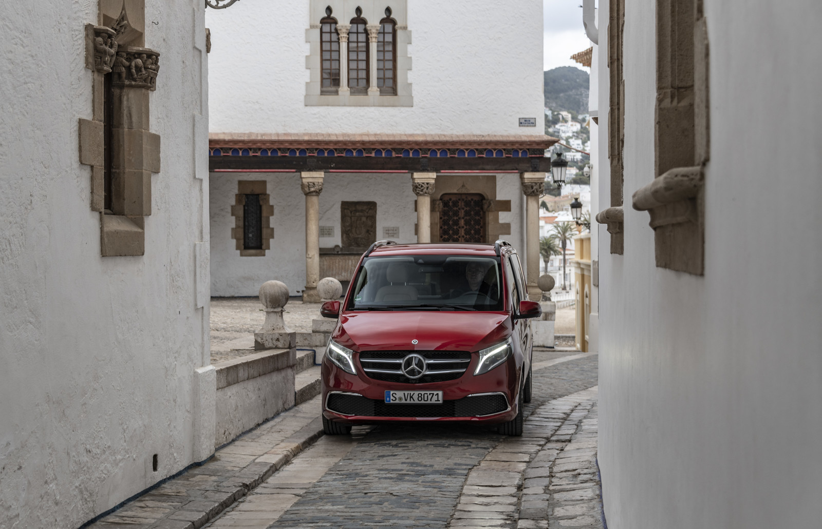 Foto de Mercedes-Benz Clase V 2019 (91/92)