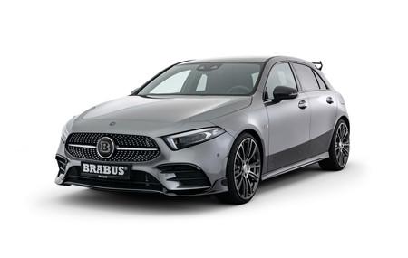 Brabus adereza el Mercedes-Benz Clase A 250 y lo lleva hasta los 270 CV y 430 Nm de par