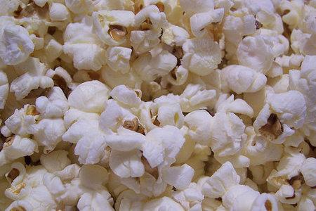Palomitas de maíz contra el envejecimiento