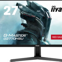 iiyama G-Master GB2770HSU y G-Master GB2470HSU: monitores gaming con hasta 165 Hz, Full HD y panel Fast IPS