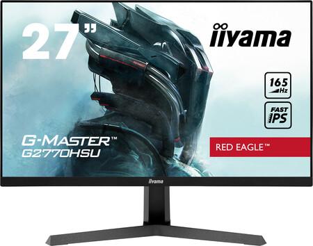 iiyama G-Master GB2770HSU y G-Master GB2470HSU: monitores gaming con hasta 165 Hz, Full HD y panel Fast IPS