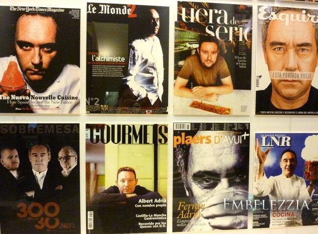 portadas deicadas a Albert y Ferran Adrià