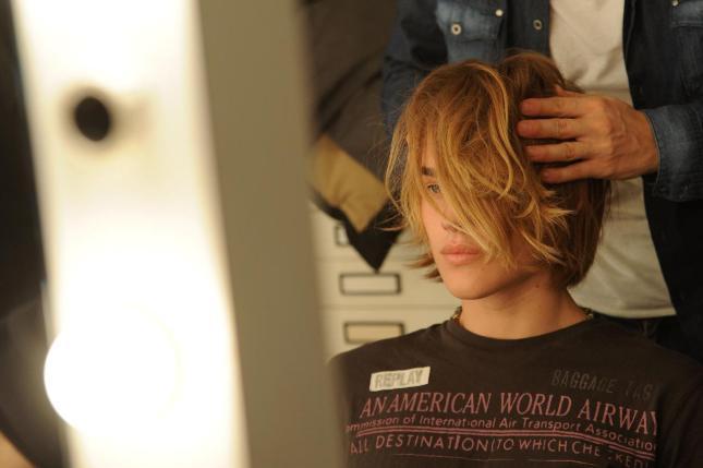 peinados de pasarela