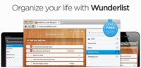 Wunderlist, gestiona tus listas de tareas desde cualquier dispositivo