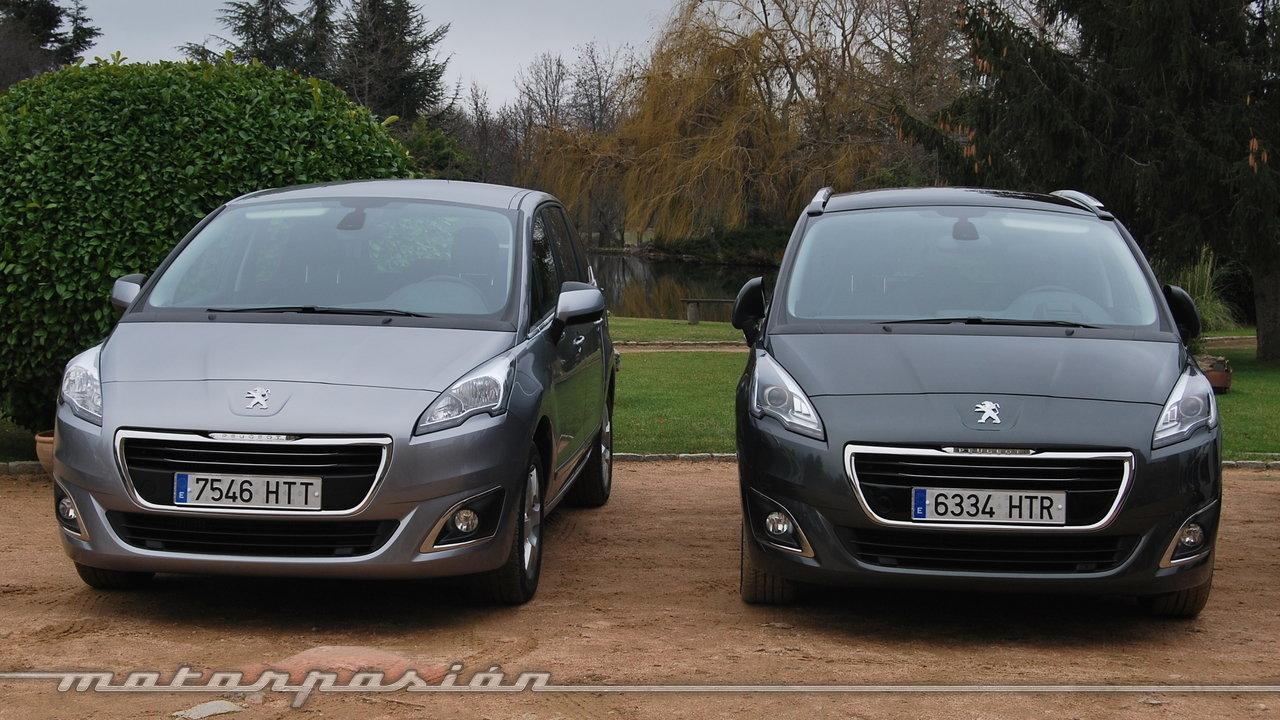 Foto de Peugeot 3008 y 5008 2014 (presentación) (16/22)