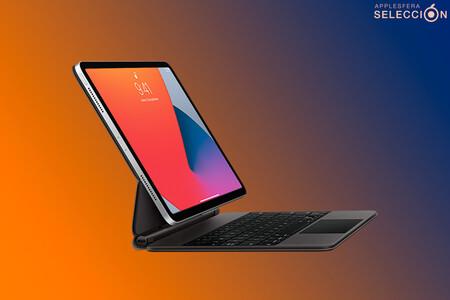 """Transforma tu iPad Pro en un """"portátil"""" con los teclados Magic Keyboard: desde 299 euros para 11"""" y 12,9"""" en eBay y España"""
