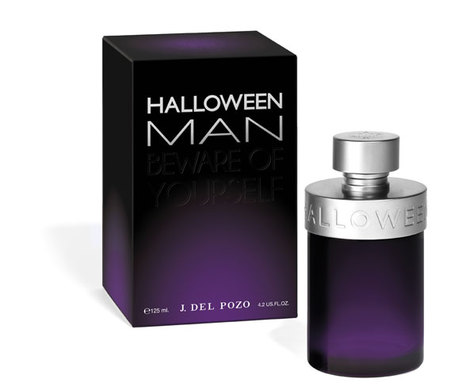 Halloween Man packaging