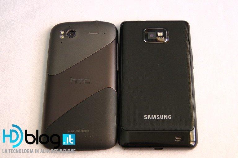 Foto de Samsung Galaxy SII vs. HTC Sensation (16/29)