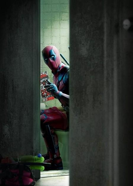 Segunda foto oficial de Deadpool (Masacre)