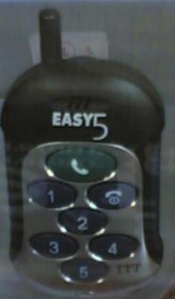 Easy5: móvil para niños de ITT, en Carrefour