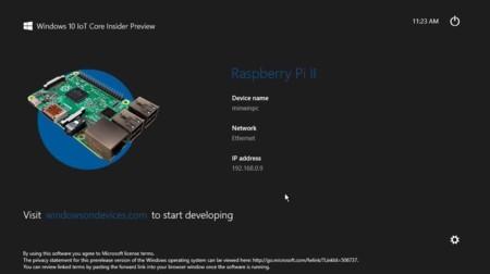 Windows10 Iot