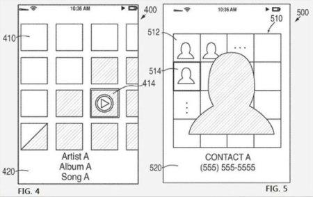 Apple busca nuevas interfaces gráficas para las próximas versiones de iOS