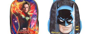 A los niños puede gustarles Capitana Marvel y a las niñas Batman: la importancia de educar en el respeto y sin estereotipos