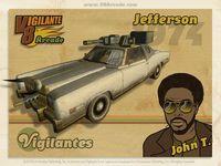 'Vigilante 8: Arcade': John Torque se presenta en sociedad
