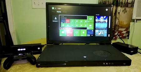Los modders meten mano a Xbox One para hacerla más pequeña